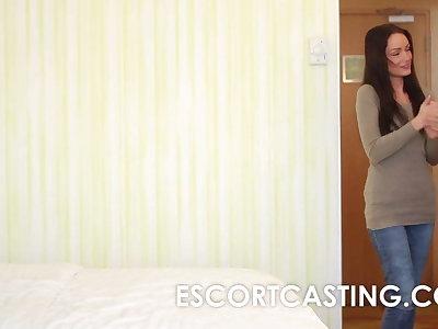 Hidden Cam Casting of Milf Escort In Hotel With Client