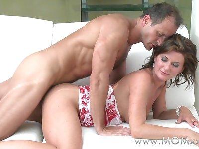 Fabulous pornstar in Crazy HD, Mature sex video