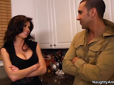 Veronica Avluv & Marco Rivera in My Friends Hot Mom