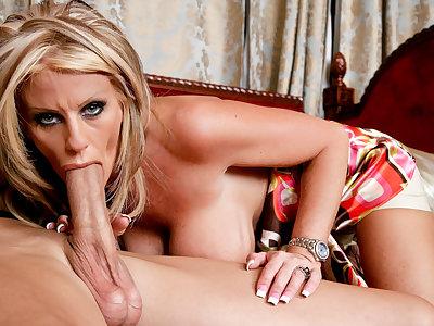 Olivia & Chris Johnson in My Friends Hot Mom