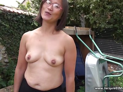 Asian MILF - Lasting Core Ass Fuck Destruction