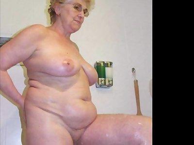 ILoveGrannY Bush-league Granny Pictures in Slideshow