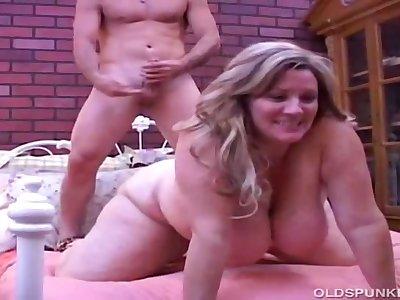 Beautiful Mature Big Beautiful Woman Deedra Has Big Tits