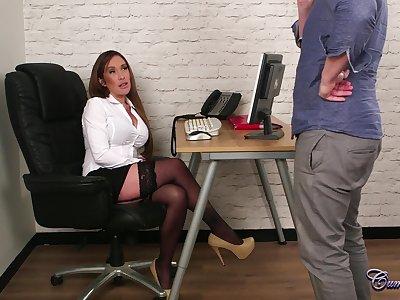 CumPerfection - Lexi Ryder Husbands Debt