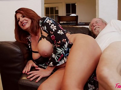 Andi James and Jessae Rosae - prearrange sex party
