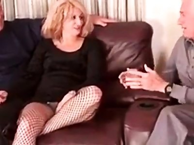 Mature Bisexual Couple Mend I