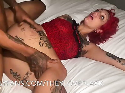 Tatted Doll Gia Lovely Gets Their way Aggravation Pounded IG:  theyloveflaxk